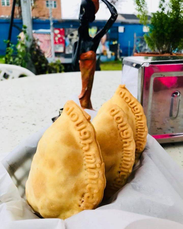 Empanadas from Doughminican