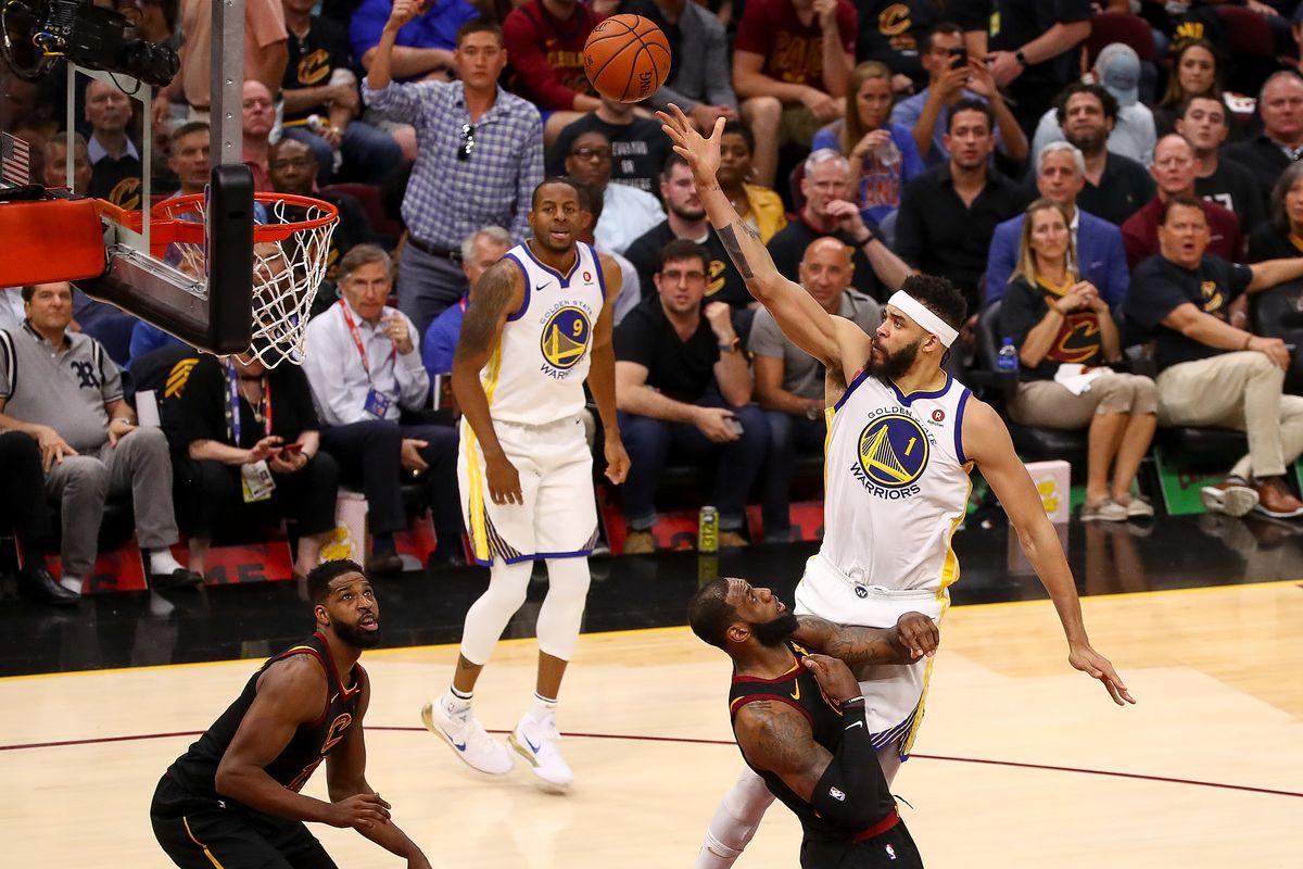2018 NBA Finals - Game Four