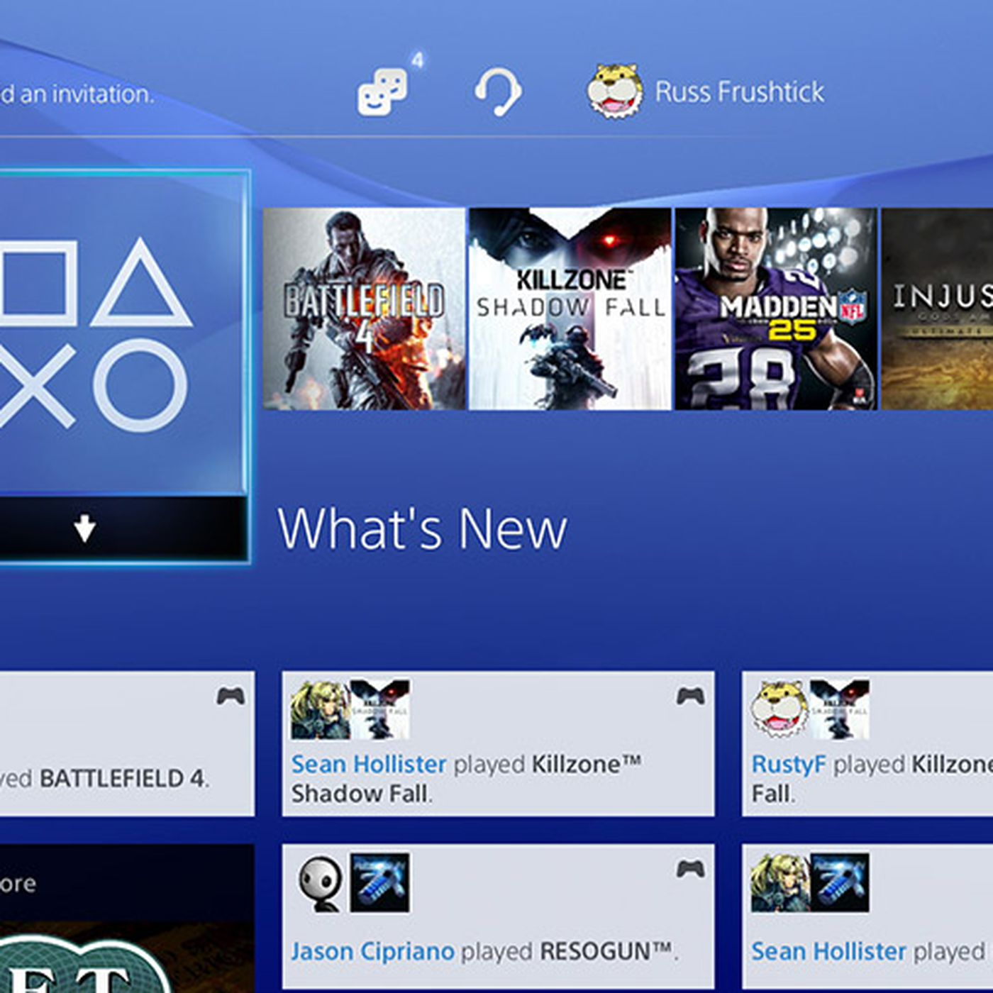 PlayStation 4 won't show Trophies when you're offline, still