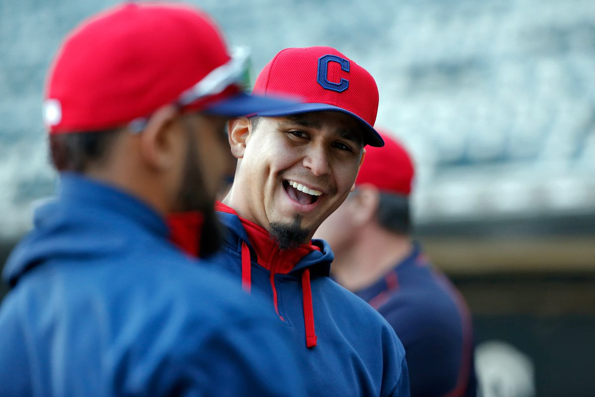 It's Carlos Carrasco vs the Detroit Tigers/Cleveland offense