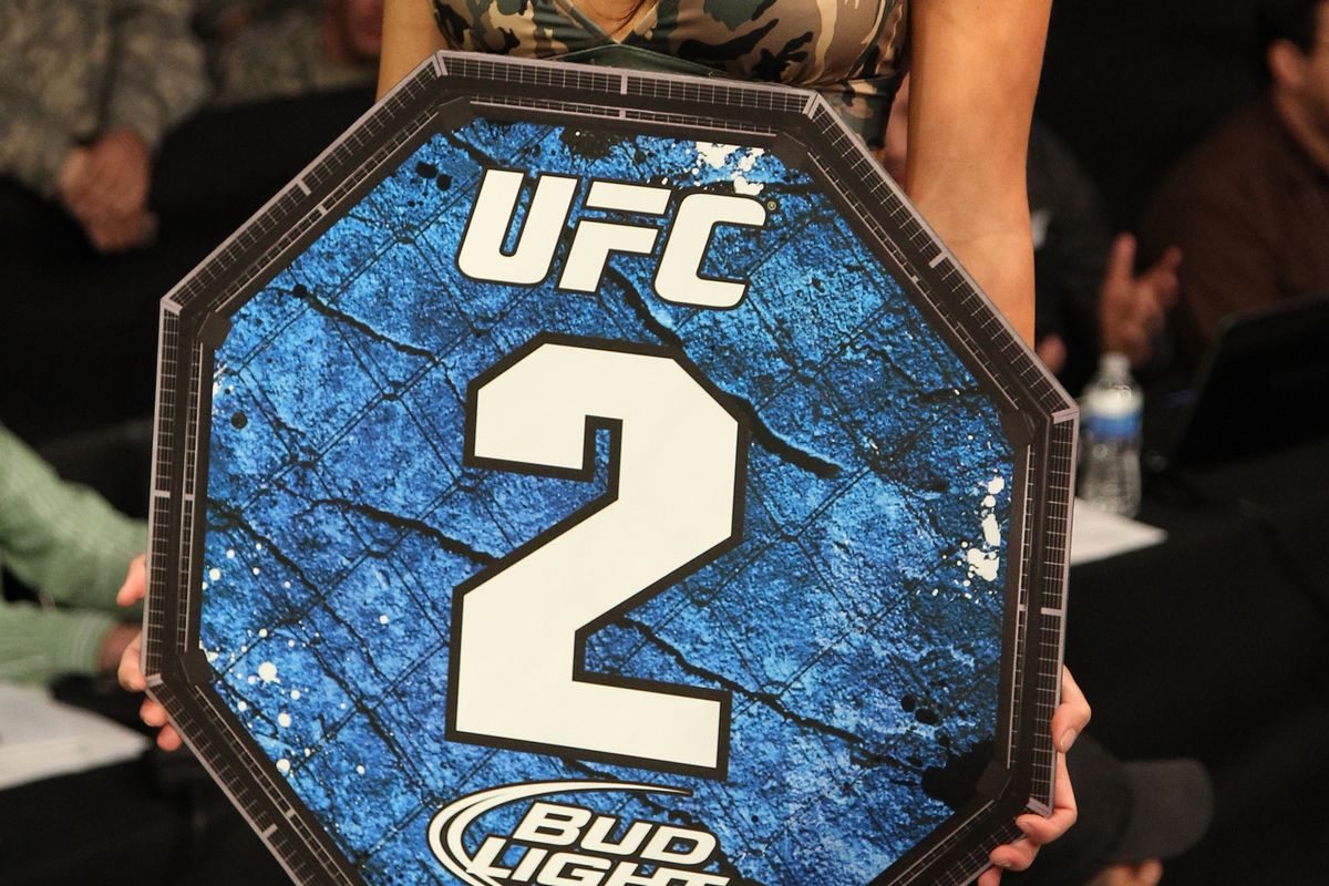 UFC Fight for the Troops: Hominick vs. Roop