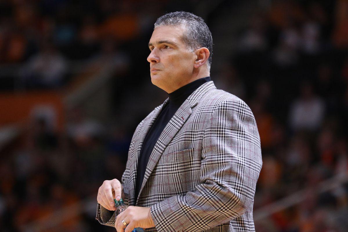 NCAA Basketball: South Carolina at Tennessee