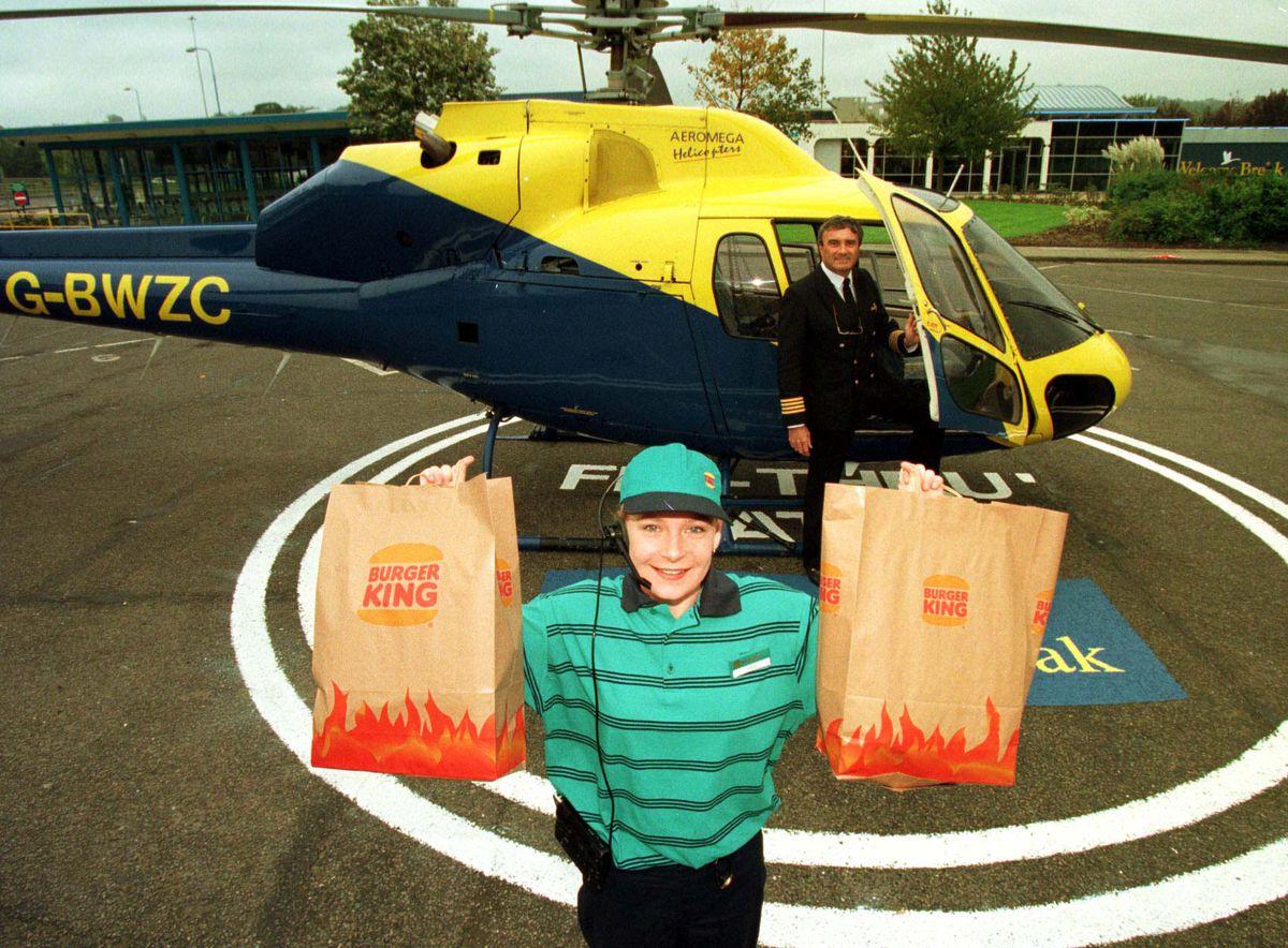 CONSUMER Burger/chopper