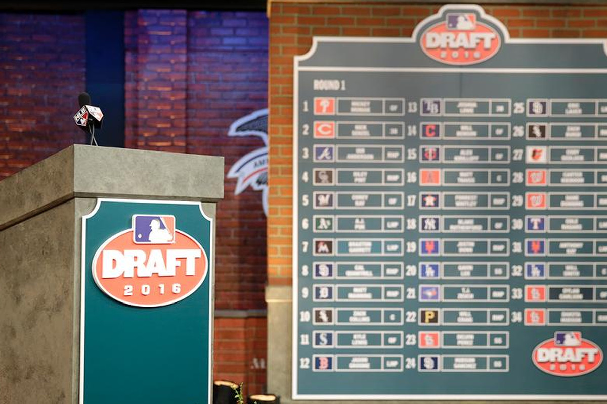 2019 MLB Draft: Back To The Future 2016 - Talking Chop