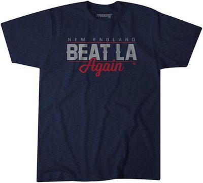 BeatLAAgain BreakingT shirt 540x - The Super Bowl 53 apparel guide for Patriots and Rams fans
