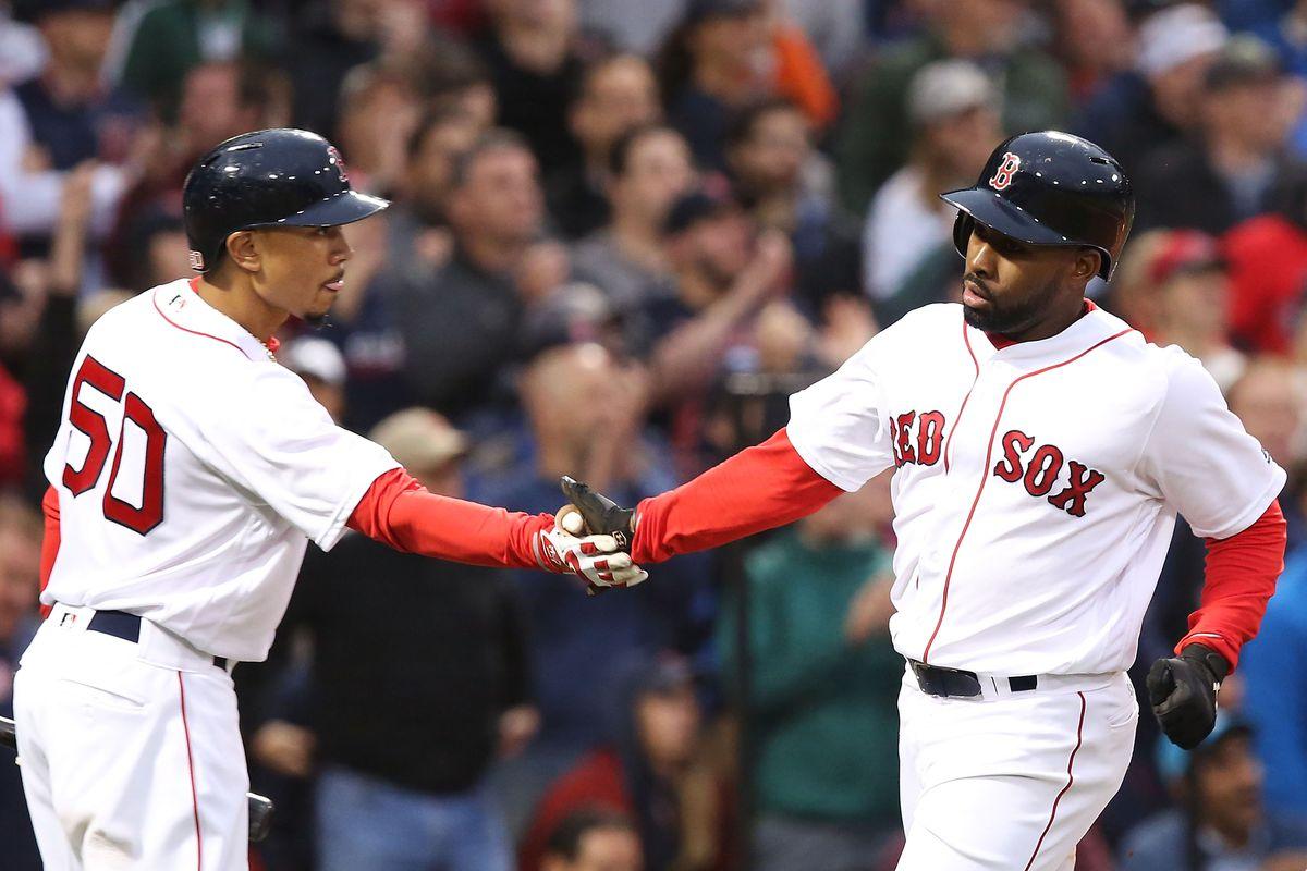 Colorado Rockies v Boston Red Sox