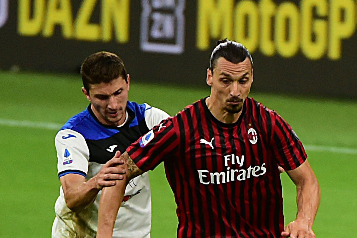 AC Milan v Atalanta: Serie A