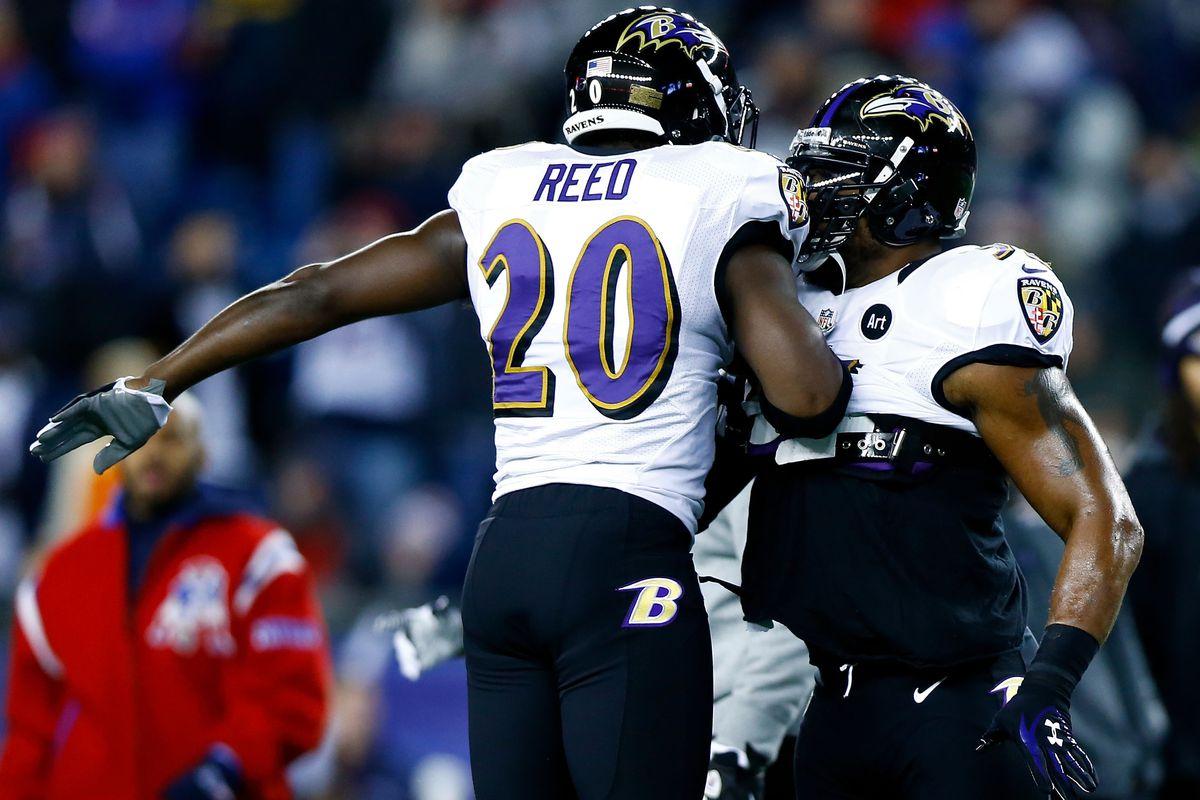 AFC Championship - Baltimore Ravens v New England Patriots