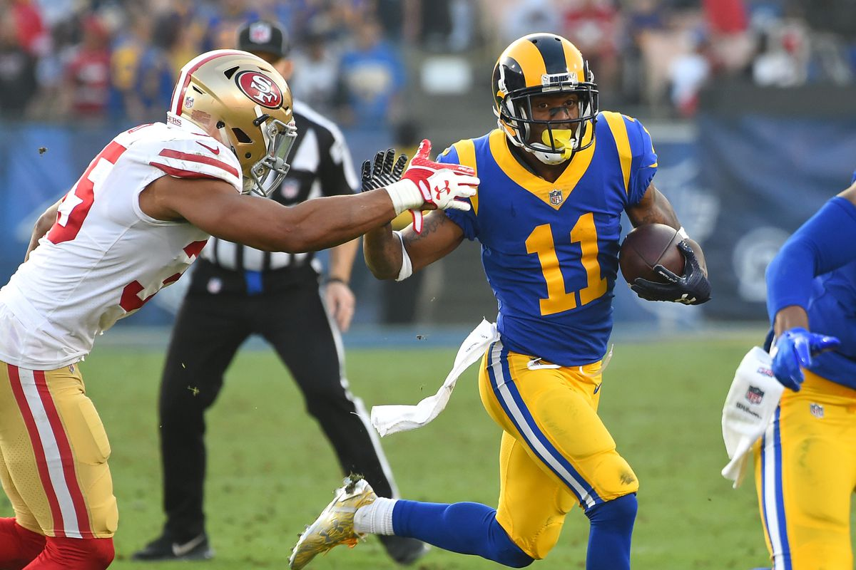 Los Angeles Rams: 7 potential landing spots for Tavon Austin in 2018