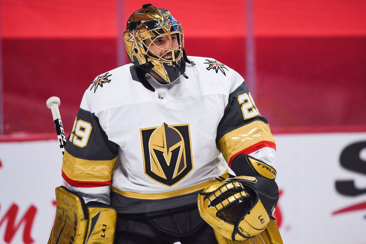 NHL: JUN 24 Stanley Cup Playoffs Semifinals - Golden Knights at Canadiens