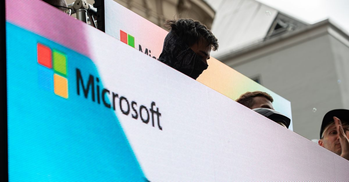 Microsoft says it notified nearly 10,000 customers that they were cyberattack victims