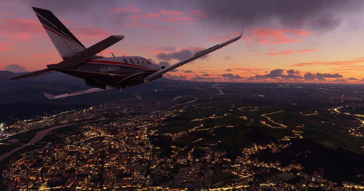 Microsoft Flight Simulator is coming to next-gen Xbox consoles next summer