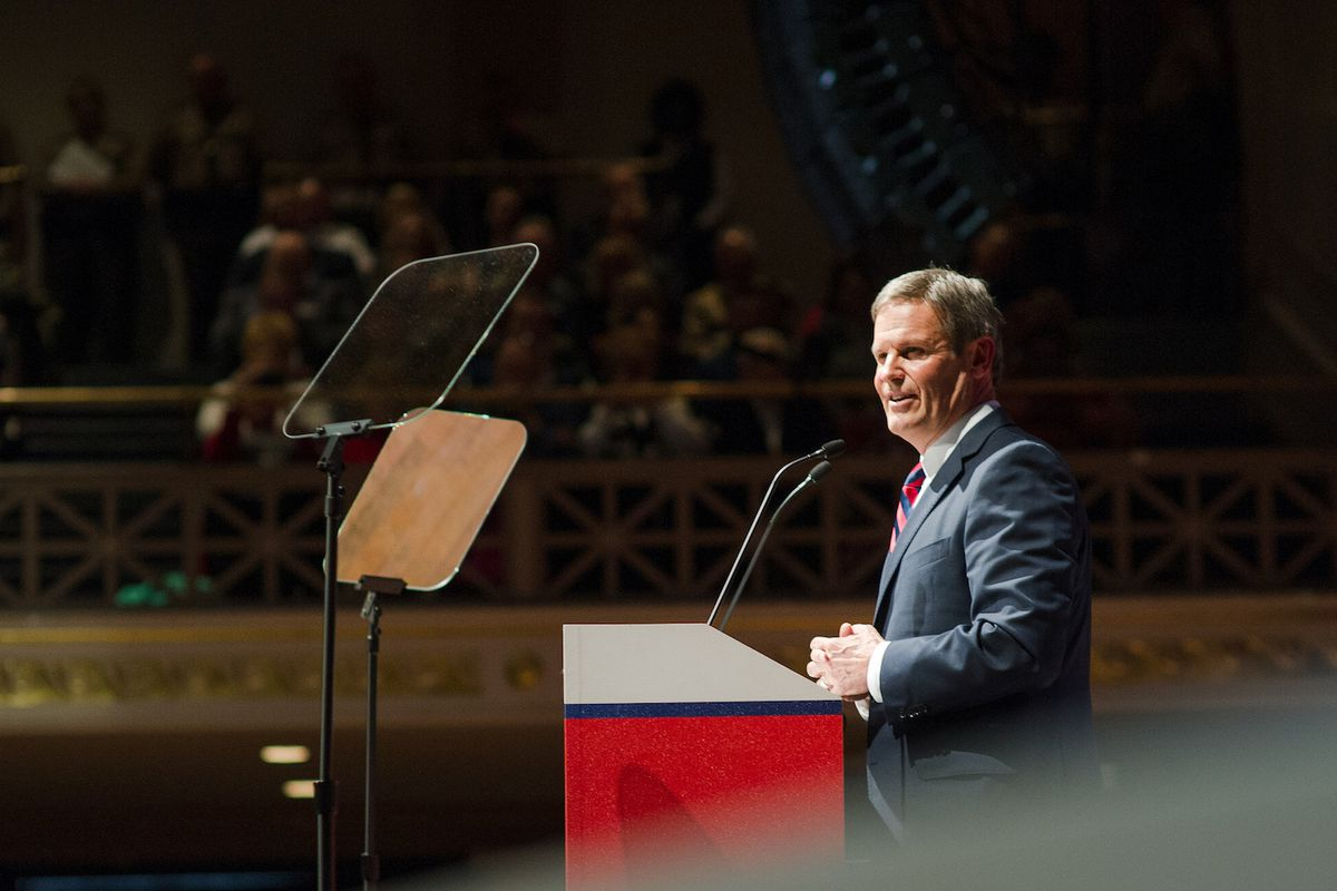Gov. Bill Lee has proposed two legislative initiatives focused on K-12 education and workforce development in his first month in office.