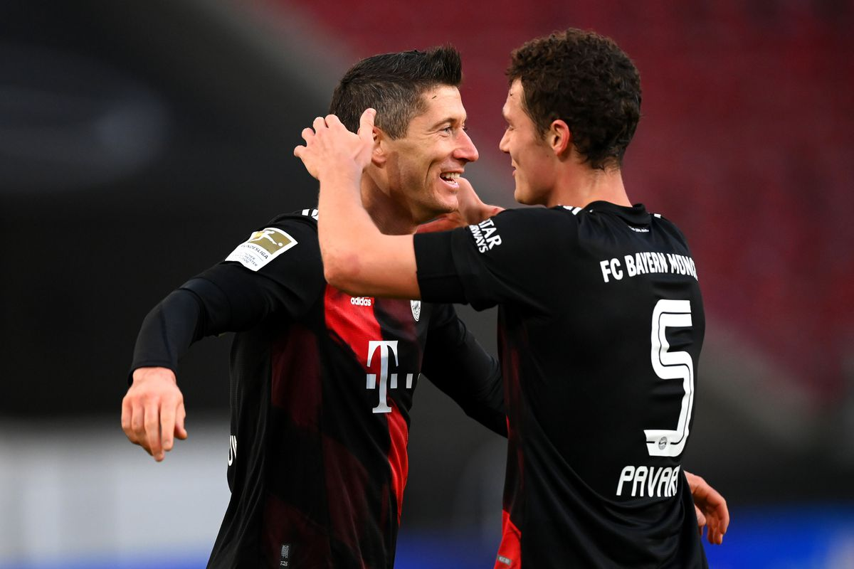 VfB Stuttgart v FC Bayern Muenchen - Bundesliga