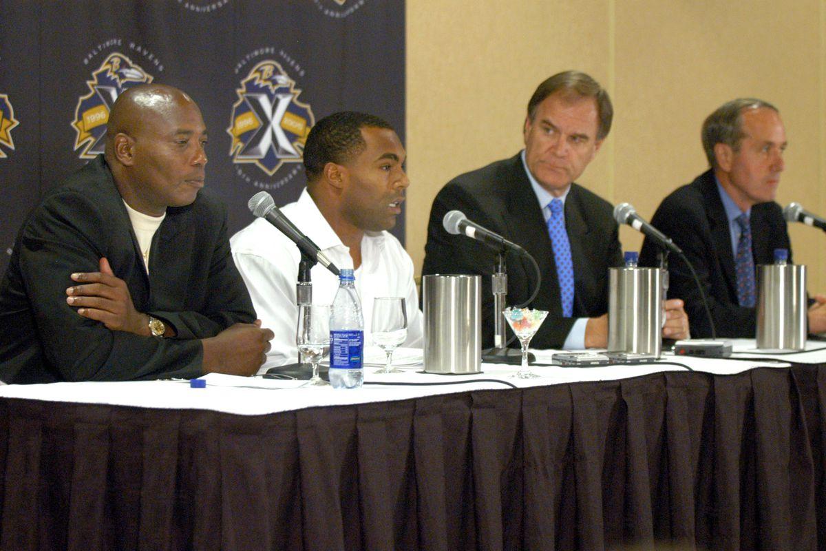 Jamal Lewis Press Conference