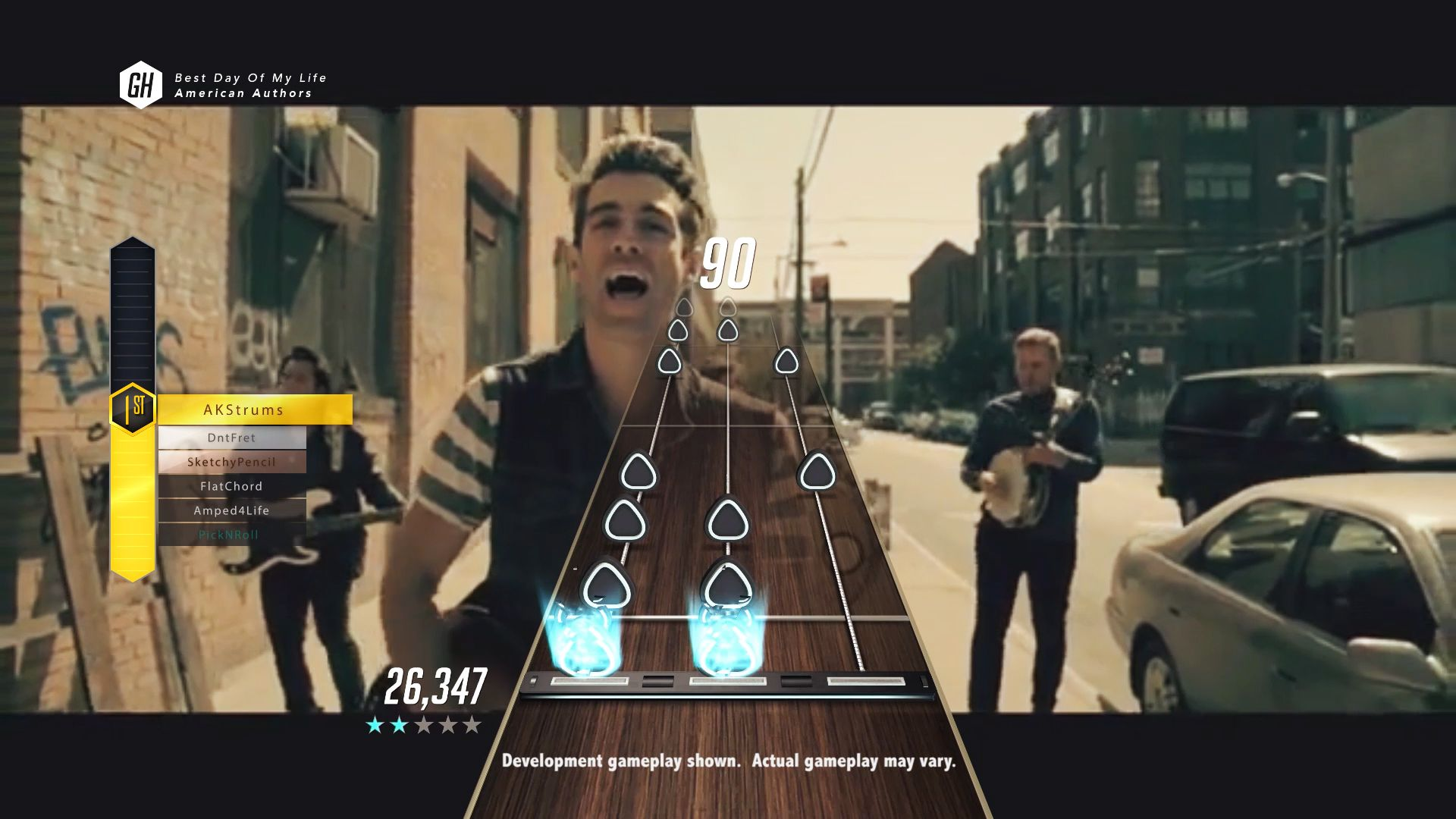 Guitar Hero Live Aims To Reshape A Beloved Rhythm Game For A New