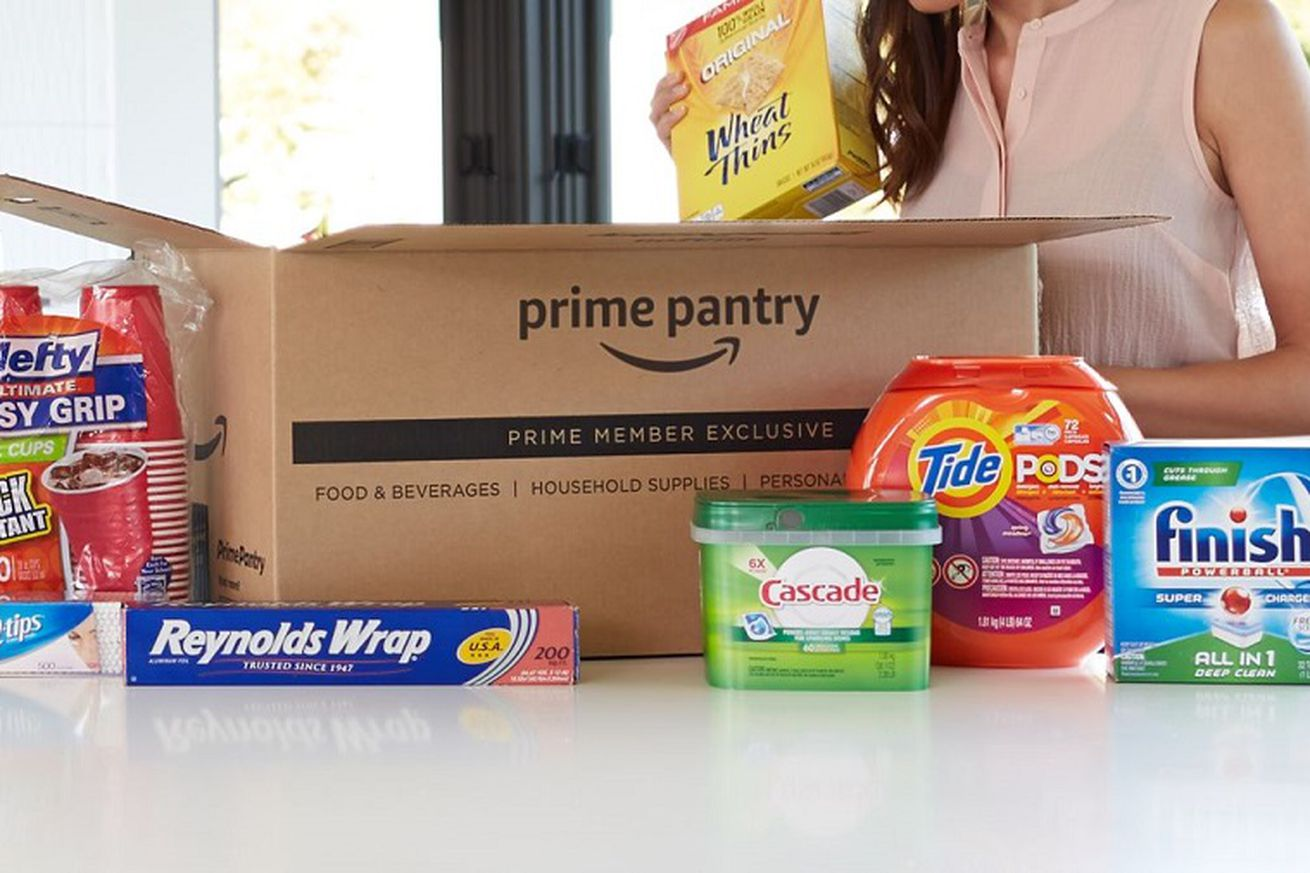 Amazon Pantry is being discontinued as Amazon consolidates its grocery delivery services