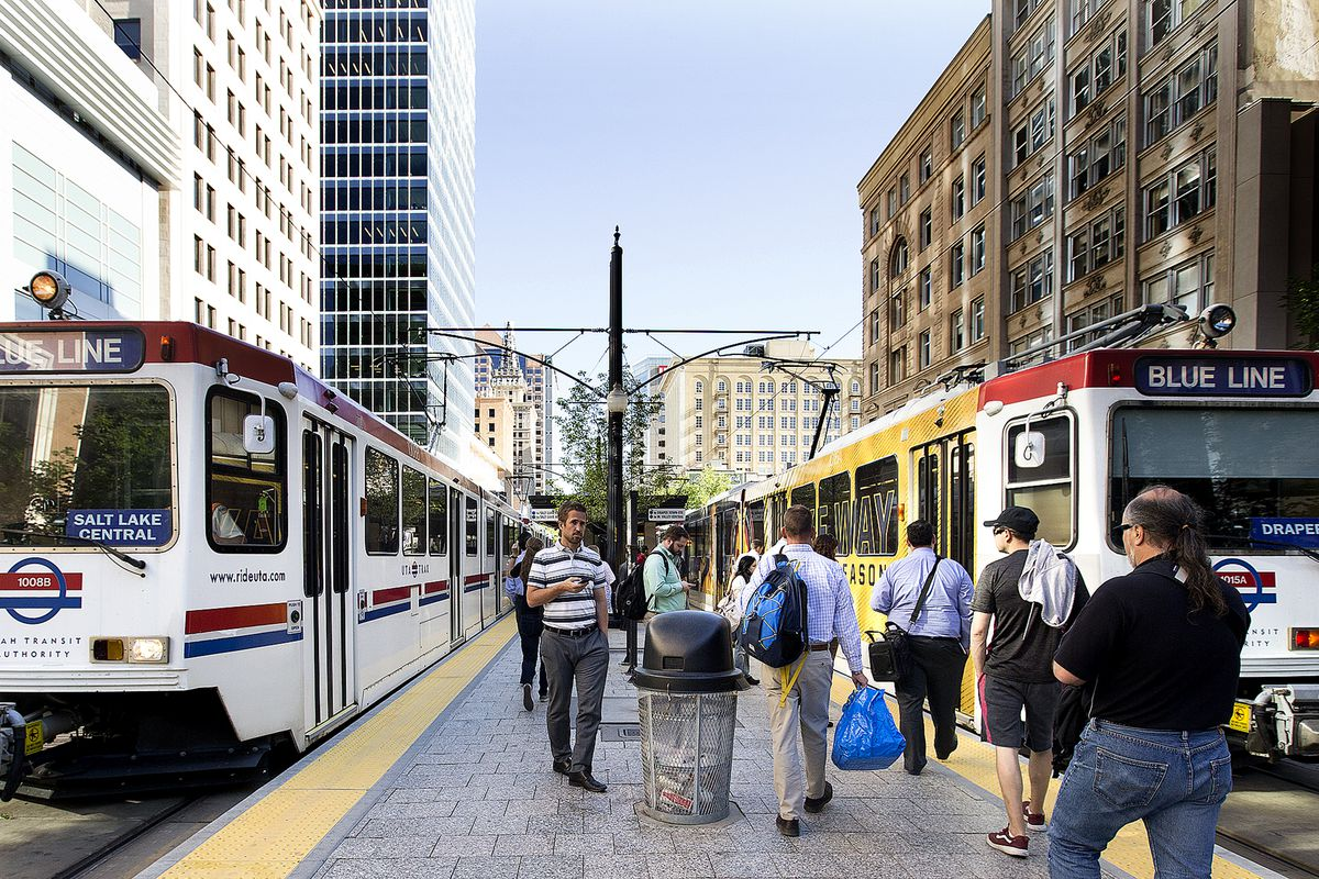 UTA adding extra service for next weekend's general