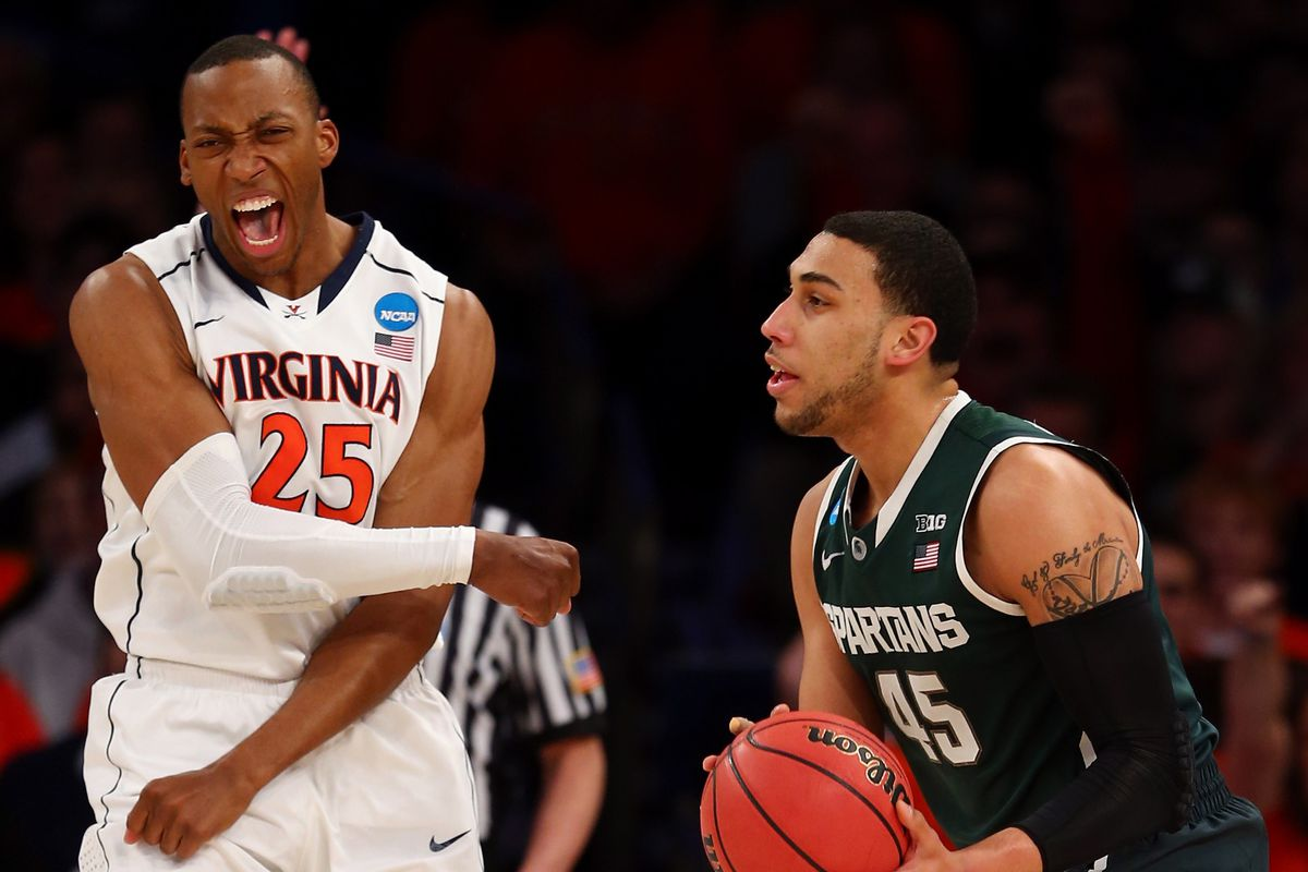 Akil Mitchell and the Hoos come up just short in their bid for the Elite Eight.