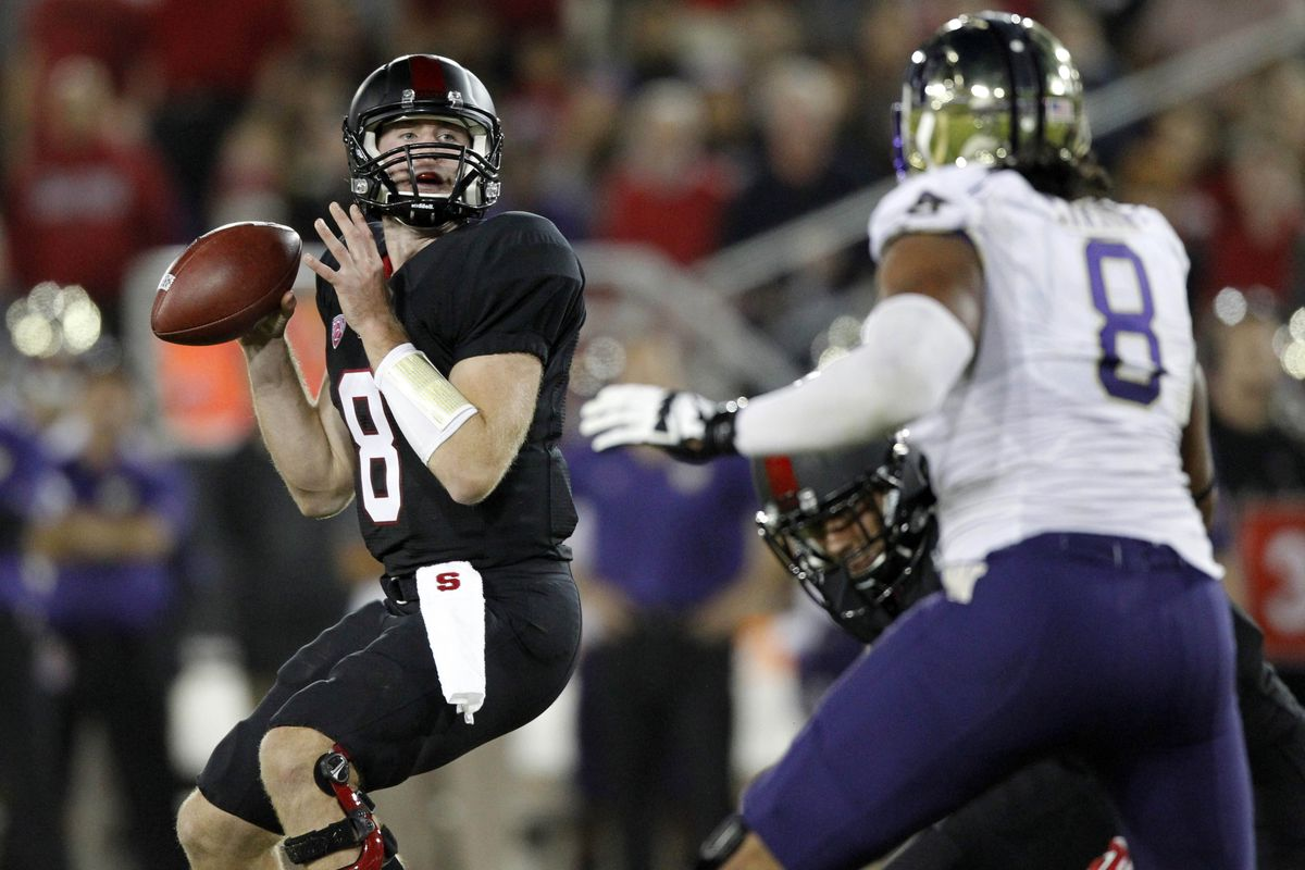 Kevin Hogan has a chance to reclaim his adoring fans at the ESPN P12 Blog with an upset over the Ducks tomorrow night.