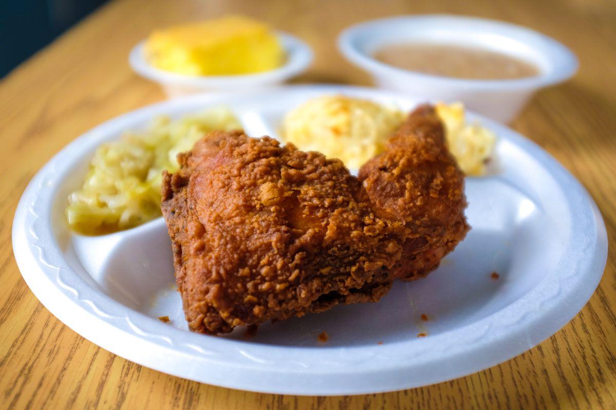 Bertha's Fried Chicken