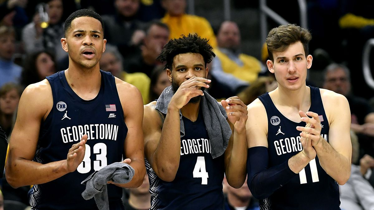 Georgetown v Marquette