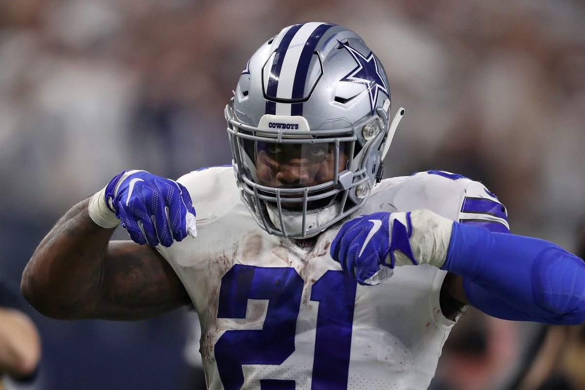 aff8e648ad6 Report: There's concern that the NFL may be out to make an example of Ezekiel  Elliott