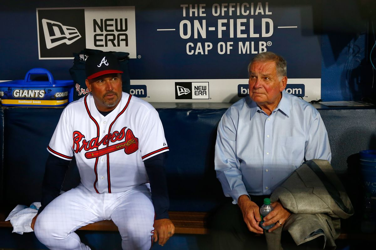 8545cee6e3276f Atlanta Braves news and links: Bobby Cox could (again) be key to Fredi's  future