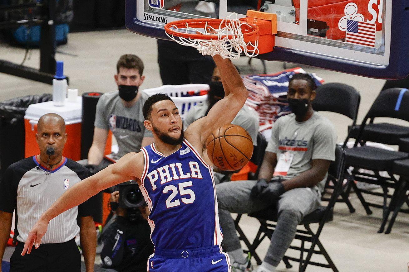 Philadelphia 76ers v Washington Wizards - Game Four