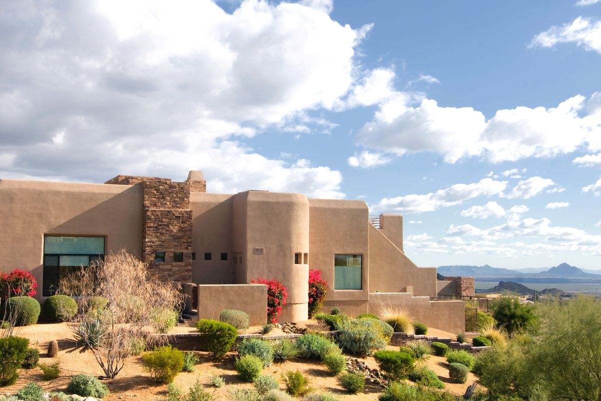 Arizona Adobe Home