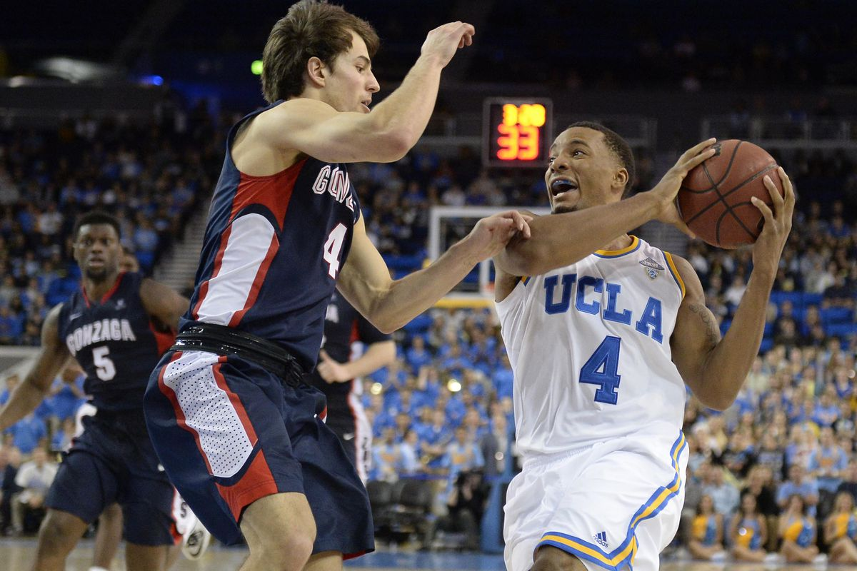 Norman Powell and the Bruins will look to climb the mountain once again versus Gonzaga tonight