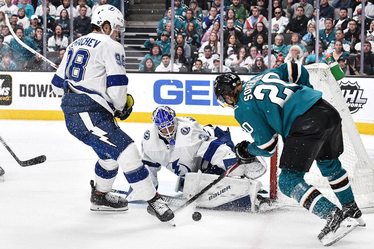 Tampa Bay Lightning v San Jose Sharks