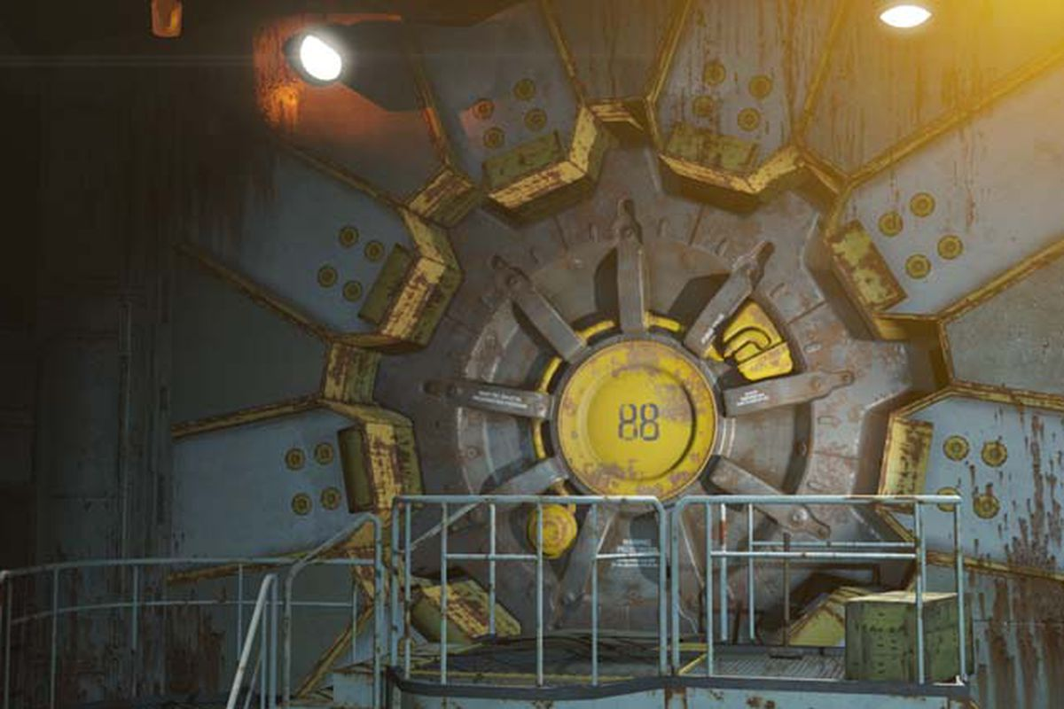 how to build a vault fallout 4