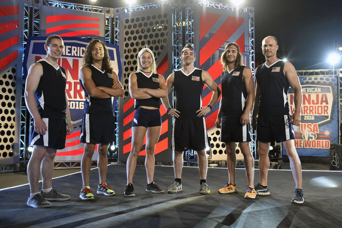 Ninja Warrior 4 Nationen Special