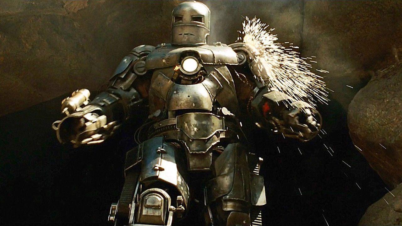 Mark 1 Armor