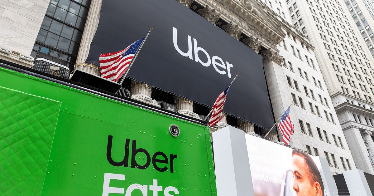 Uber starts allowing Eats orders inside its main app