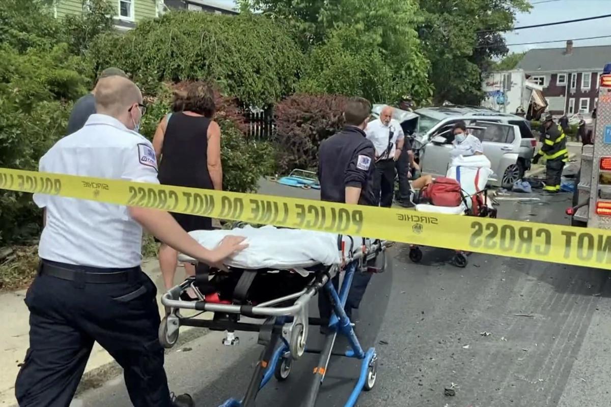 Massachusetts shooting