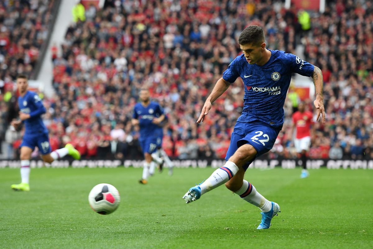 Major Link Soccer: Christian Pulisic makes his first Premier League appearance