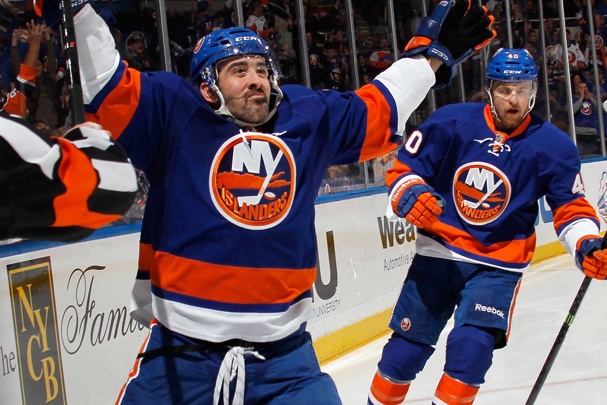 Hands up if you're not as good as Nino Niederreiter!
