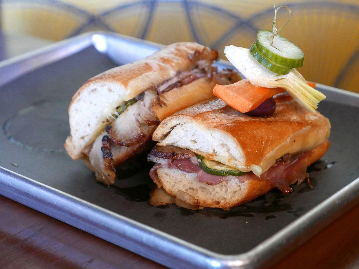 Cuban Sandwich Los Angeles