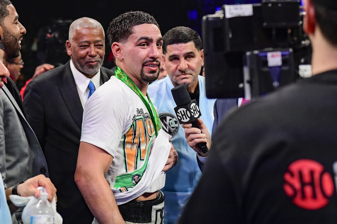 1202378654.jpg.0 - Garcia confirms he'll face either Spence or Pacquiao in fall