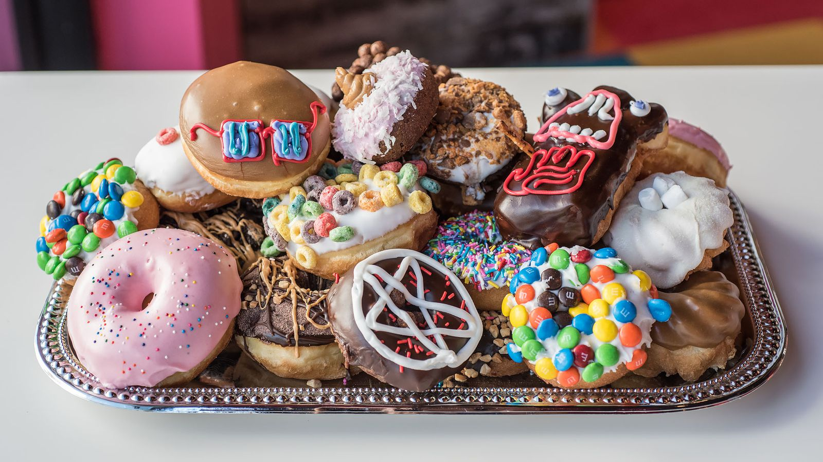 voodoo doughnuts San francisco-based private equity firm fundamental capital has purchased a sizable share of portland's voodoo doughnut, the doughnut shop and tourist attraction famous for its funky creations, whether fried dough topped with bacon or a david bowie tribute doughnut, the pbj reports the exact details around the deal haven't been released.