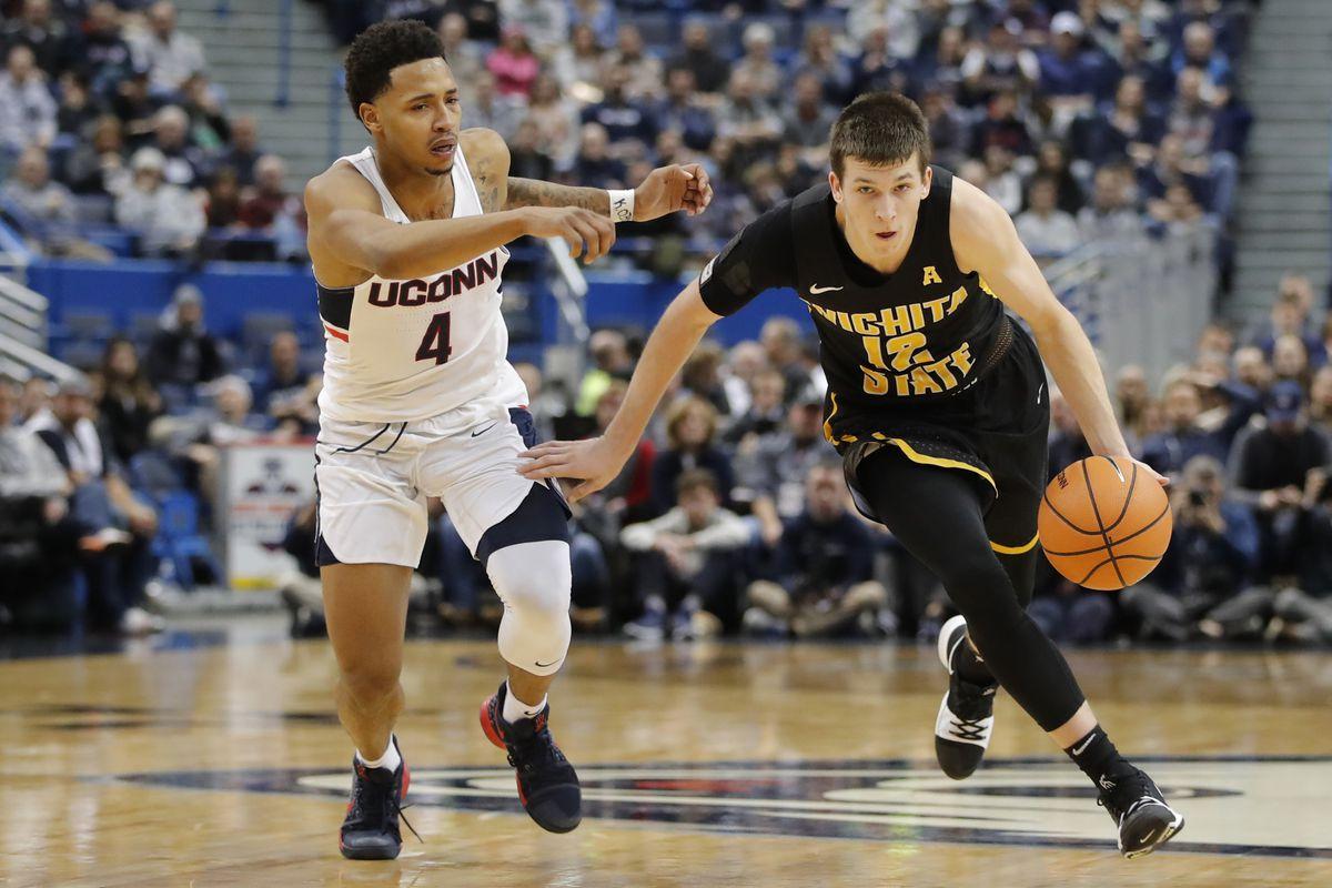 NCAA Basketball: Wichita State at Connecticut