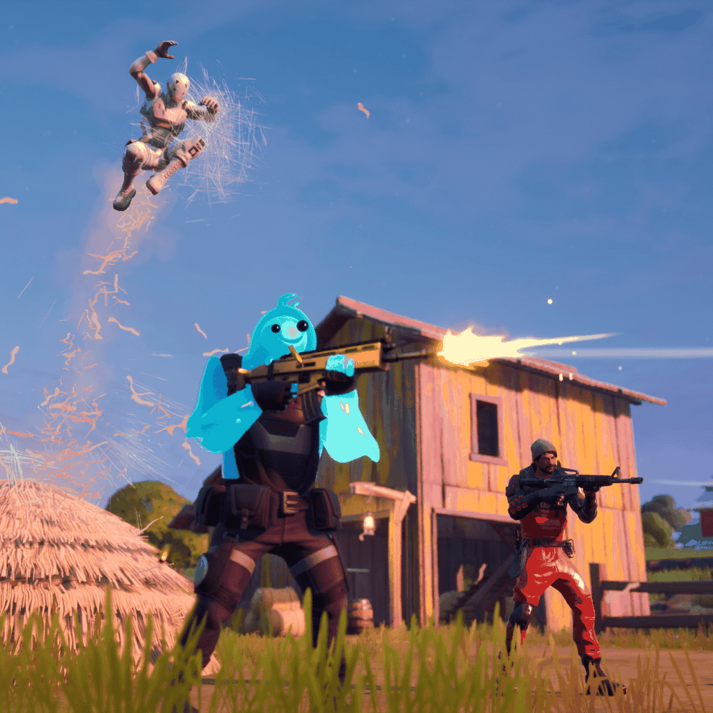How Long Is Half Fortnite Why Fortnite Is My Game Of The Year Again The Verge