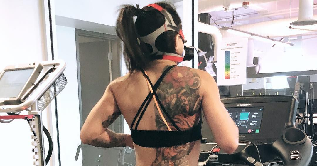 Pic: Claudia Gadelha in remission following battle with 'pigeon ass' - MMAmania.com
