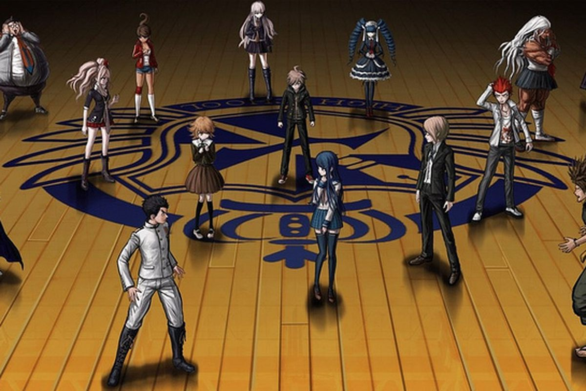 The original Danganronpa, Distrust, was too gruesome even for its