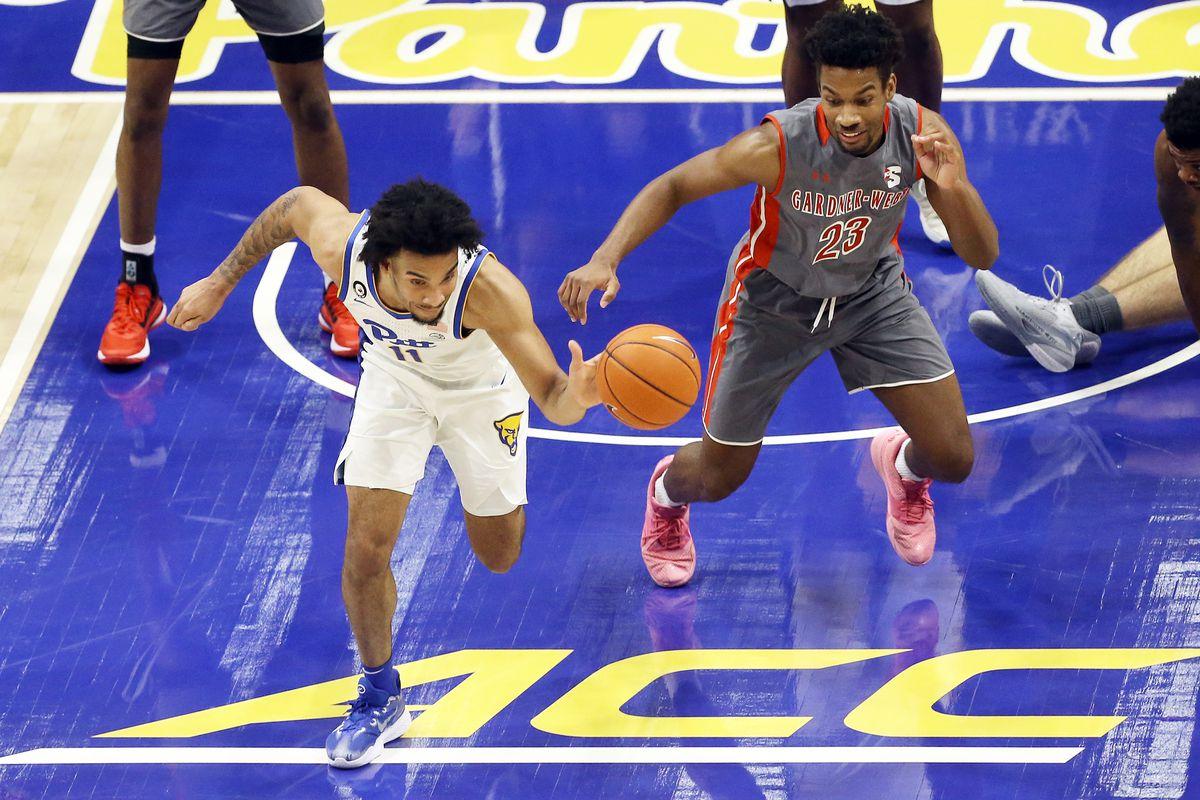 NCAA Basketball: Gardner-Webb at Pittsburgh