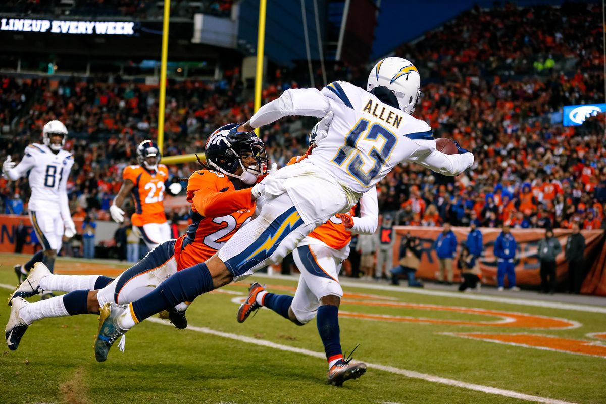 9e229014 Los Angeles Chargers Daily Links: Keenan Allen was an All Pro snub ...