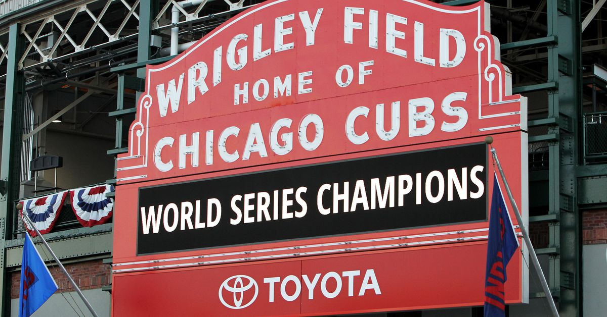 Cubs fans have until Monday to register for postseason tickets