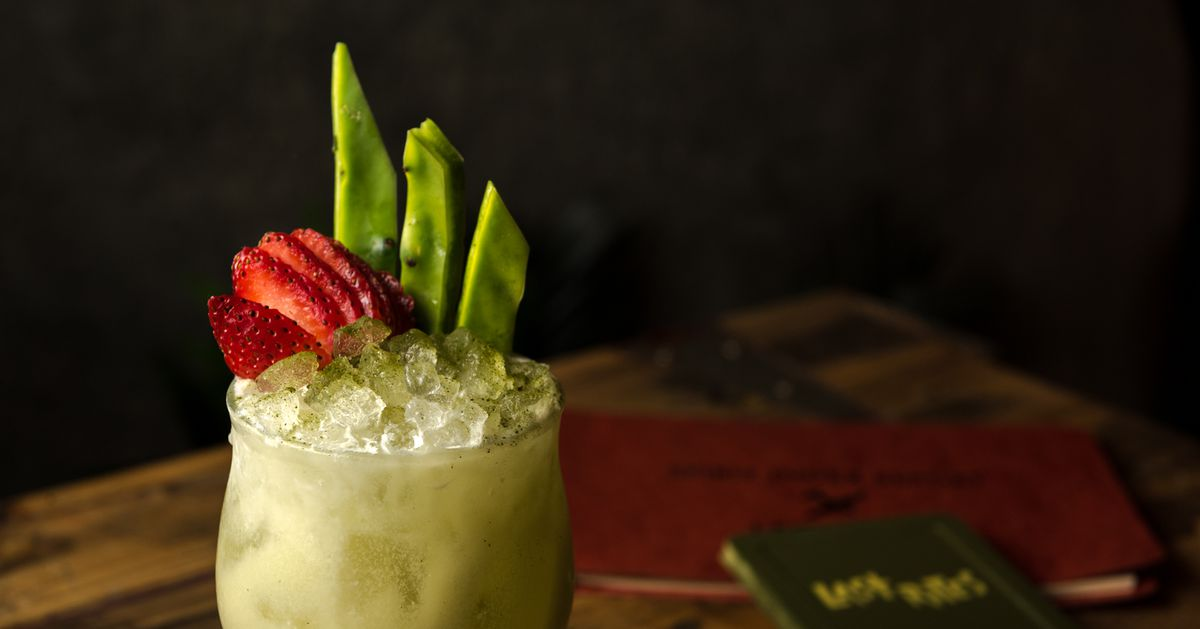 Last Rites Opens In Duboce Triangle With Tiki Drinks And